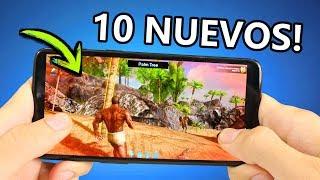 Descargar Top 10 Mejores Juegos Nuevos Para Android Online Y Offline