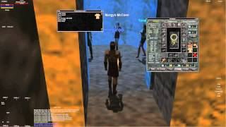 Everquest old school : Part 4 - Orc Hill - Greater Faydark