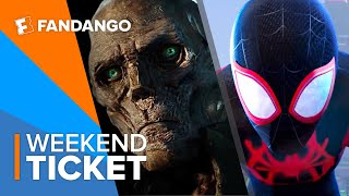 In Theaters Now: Mortal Engines, The Mule, Spider-Man: Into the Spider-Verse | Weekend Ticket