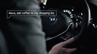 Alexa Auto – BMW Vehicles with Amazon Alexa Built-In