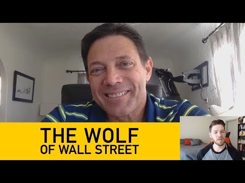 Jordan Belfort (The Wolf of Wall Street) Talks Cryptocurrency, the Future of Business and More!