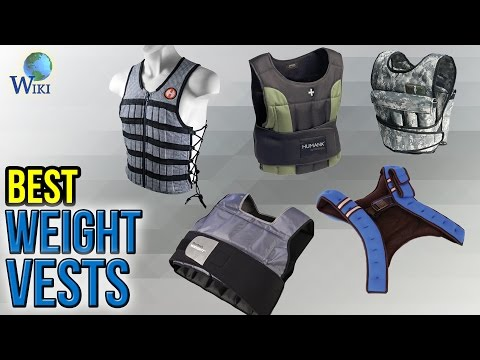 10 Best Weight Vests 2017