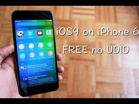 iOS 9 Beta Hands On and Review, How to get iOS 9 Beta 3 FREE NO UDID Registration!