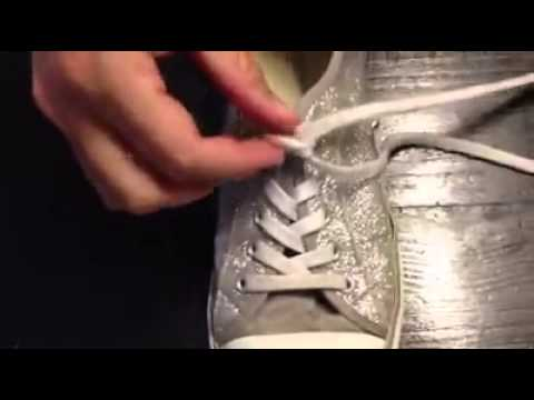 Teaching Children to Tie Shoelaces - a Neat Trick