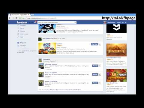 Guide: How to Block Farmville 2 Friend's Requests on Facebook