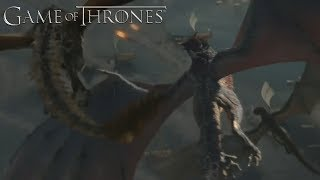 Game of Thrones Season 7 News - Leaked Dragon Action Sequence and Episode Lengths