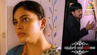 Nandita Swetha in EXTREMELY intimate scenes with SJ Surya in Nenjam Marapathillai   Hot Cinema News