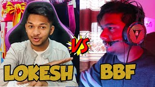 Lokesh Gamer Vs NoobGamer BBF (1 VS 1 CHALLENGE) - Gone Wrong