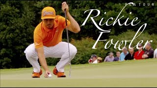 """Rickie Fowler - """"Remember the Name"""" (Career Highlights)"""