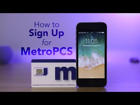 How to Sign Up for MetroPCS!