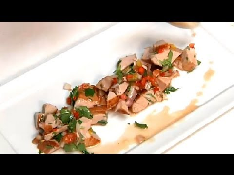How to Marinade Pre-Cooked Fish Ceviche : Cooking Fresh With Seafood