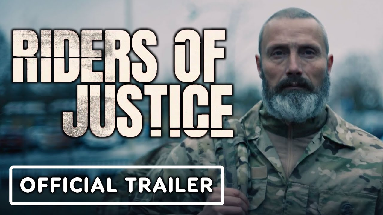 Riders of Justice - Exclusive Official Trailer (2021) Mads Mikkelsen