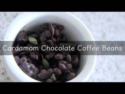 Cardamom Chocolate Coffee Beans | Rule of Yum recipe