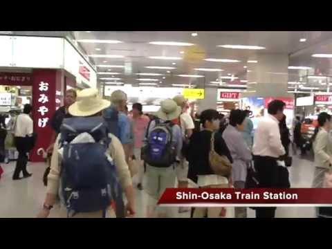 Using Bullet Trains (Shinkansen) in Japan: Nagasaki to Osaka