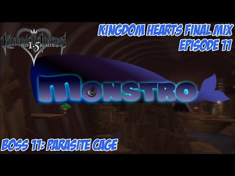 Kingdom Hearts 1.5 Remix - Kingdom Hearts: Final Mix - Episode 11: Monstro