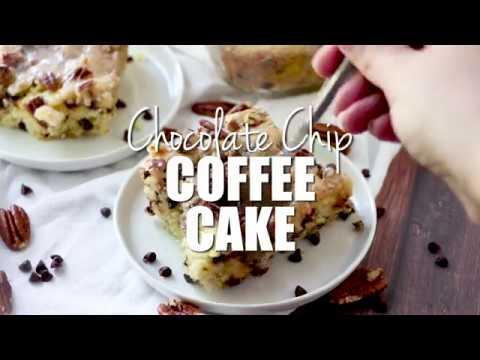How to make: Chocolate Chip Pancake Coffee Cake