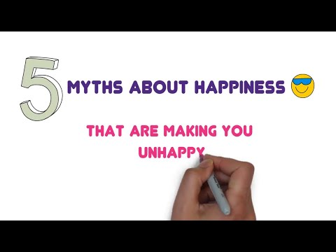 5 Mantras for Happiness - Myths about happiness that are making you unhappy !
