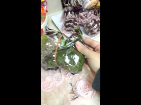 part 6 upcycle dress gluing flowers to dress and tie back