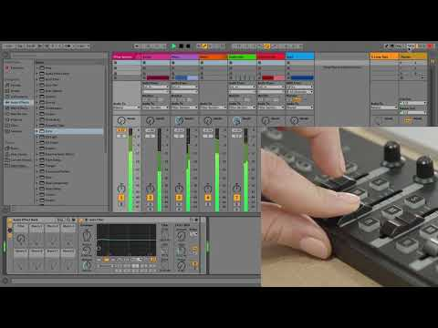 Learn Live 10: MIDI mapping and key mapping