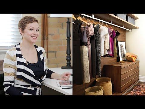Interior Design –How To Maximize Closet Space And Storage