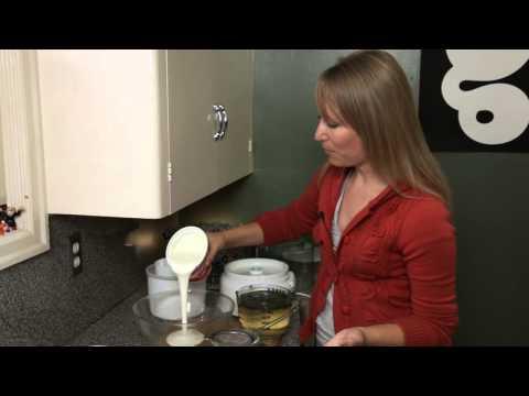 Season 2: Lemon Verbena Frozen Yogurt