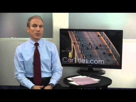 How to get a replacement vehicle title in Texas