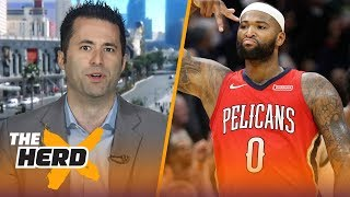 Mark Medina on how Boogie Cousins fits with Warriors squad, LeBron