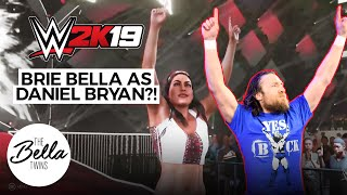 Brie Bella perfectly nails DANIEL BRYAN