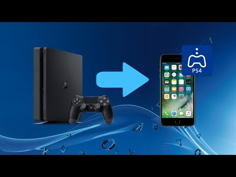 How to play PS4 on iPhone/Android
