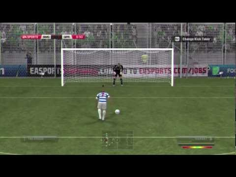 FIFA 12 - How to play with Queens Park Rangers - Tips and Tricks - Episode 4 - Gameplay/Commentary