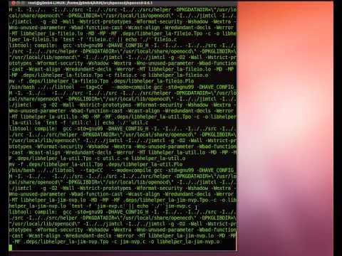openocd download/build/install on Ubuntu