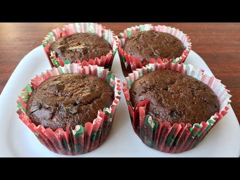 Eggless Chocolate Muffins | Kitchen Time with Neha