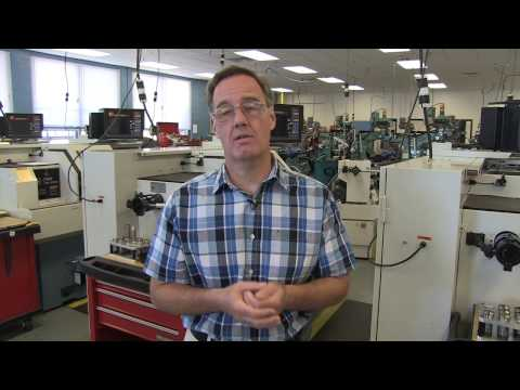 Nashua Community College Precision Manufacturing Lab Safety