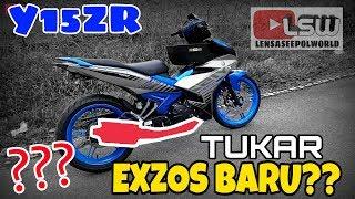 Yamaha Y15ZR - Cardinals Racing Ekzos | GulluTube