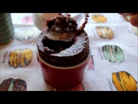 Caramel Machiato Chocolate Lava Cake