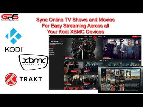 Free Streaming TV and Movies with Kodi XBMC Genesis and Trakt TV