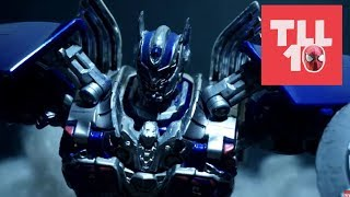 Transformers: The Last Knight Trailer Into Stop-Motion