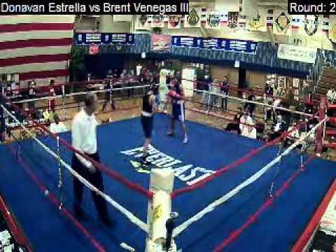 Donavan Estrella VS Brent Venegas III