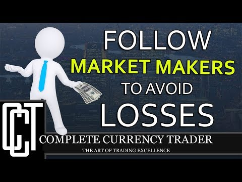 Follow The Market Makers to AVOID Losses