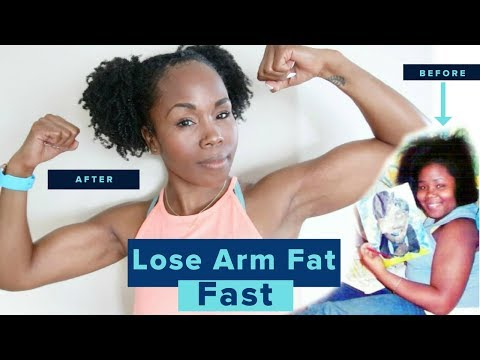 How to Lose Arm Fat FAST || Tighten and Tone Loose Flabby Arms UPDATE