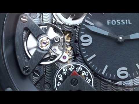 Fossil Nate Watch 2013 Edition