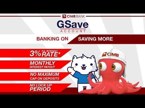 GCASH Save: Earn 2 30% annually with GSAVE - PakVim net HD
