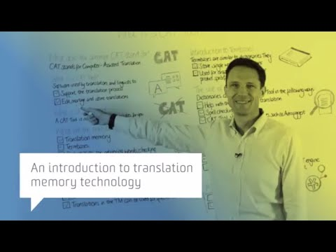 An introduction to translation memory technology