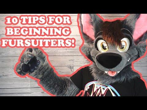 10 Tips For Beginning Fursuiters