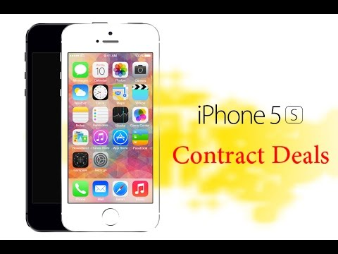 Iphone 5s Contract Deals