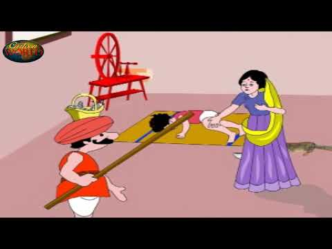 Wafadar Nevla | The Loyal Mongoose | Hindi Moral Story For Kids