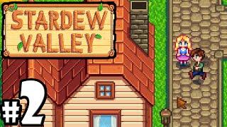 Stardew Valley Gameplay Walkthrough PART 1 - Character
