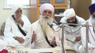 Bhai Nand Lal Ji Meets Kalgidhar Patshah | Baba Hari Singh Randhawa
