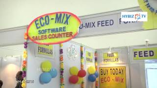 Eco Mix Feed Formulation Software   Poultry India 2016 - hybiz