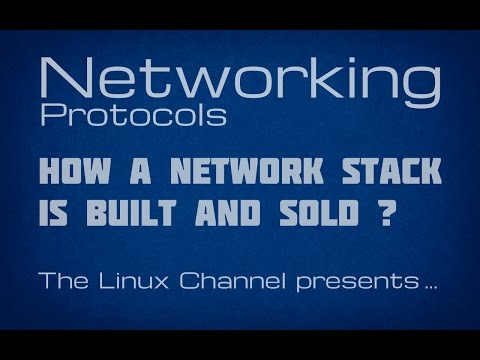 Online Course - Networking Protocols - Episode6 - How a Network Stack is built and sold ?